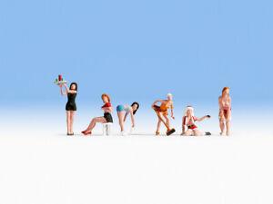 Noch-15957-Sexy-Scenes-Bubbles-Sexy-Ladies-Figurines-H0-1-87