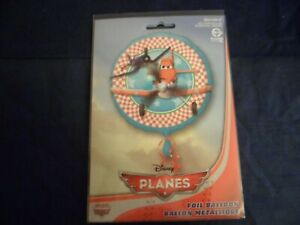 Fun-Novelty-Foil-Balloons-Disney-Planes-17in-School-Home-Party-Free-Gifts