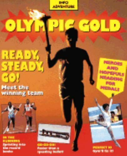 Olympic Gold (Info Adventure) by Perry, Philippa
