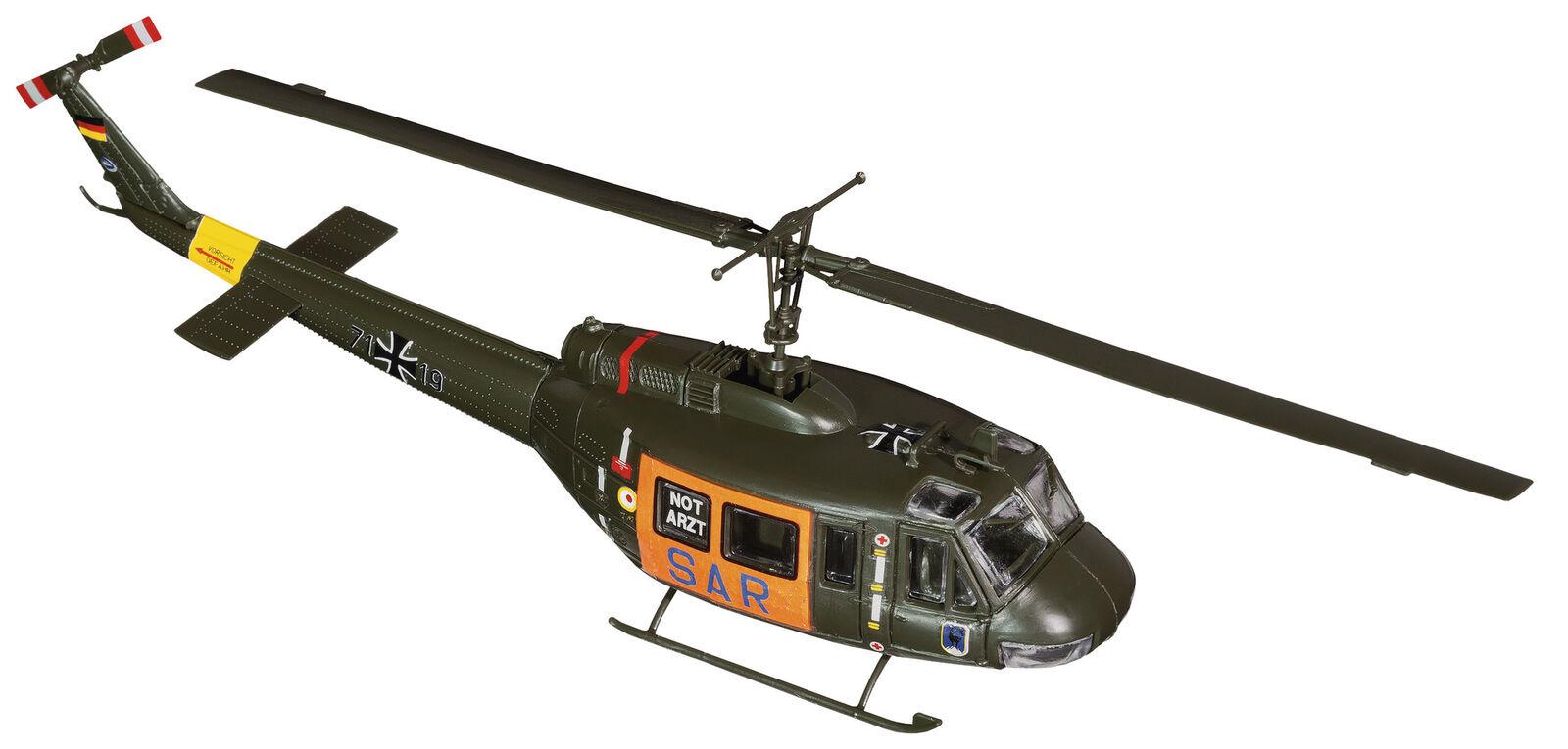 "Solido Bell UH-1 /""HUYE/"" flecktarn"