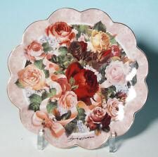 Victorian Rose Bouquet - David Williamson - Franklin Mint Heirloom Recommendatio