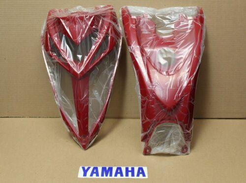 Raptor 700 plastics GENUINE YAMAHA front GRILL NOSE CONE PLASTIC HOOD 2013-2019