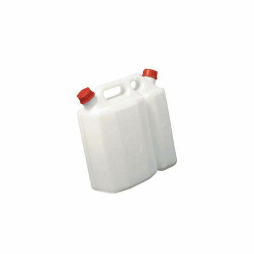 Tanica per carburante benzina diesel in plastica doppio uso litri 1.5 3.5