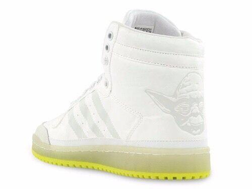 zapatos N. 38 ADIDAS TOP TEN HI YODA YODA YODA 3 STAR WARS ART. B35565  todos los bienes son especiales