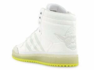 SCARPE N. 38 ADIDAS TOP TEN HI YODA 3 STAR WARS ART. B35565