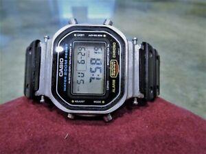 Vintage-Scarce-Casio-G-Shock-DW-5600-DW-5600-901-H-Speed-Version-Chrono-Watch