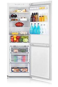 Kühlschrank No Frost Samsung 178cm Kühl  Gefrier Kombination Weiß  Freistehend