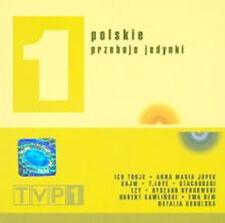 = POLSKIE PRZEBOJE JEDYNKI TVP1 vol.2  / CD sealed