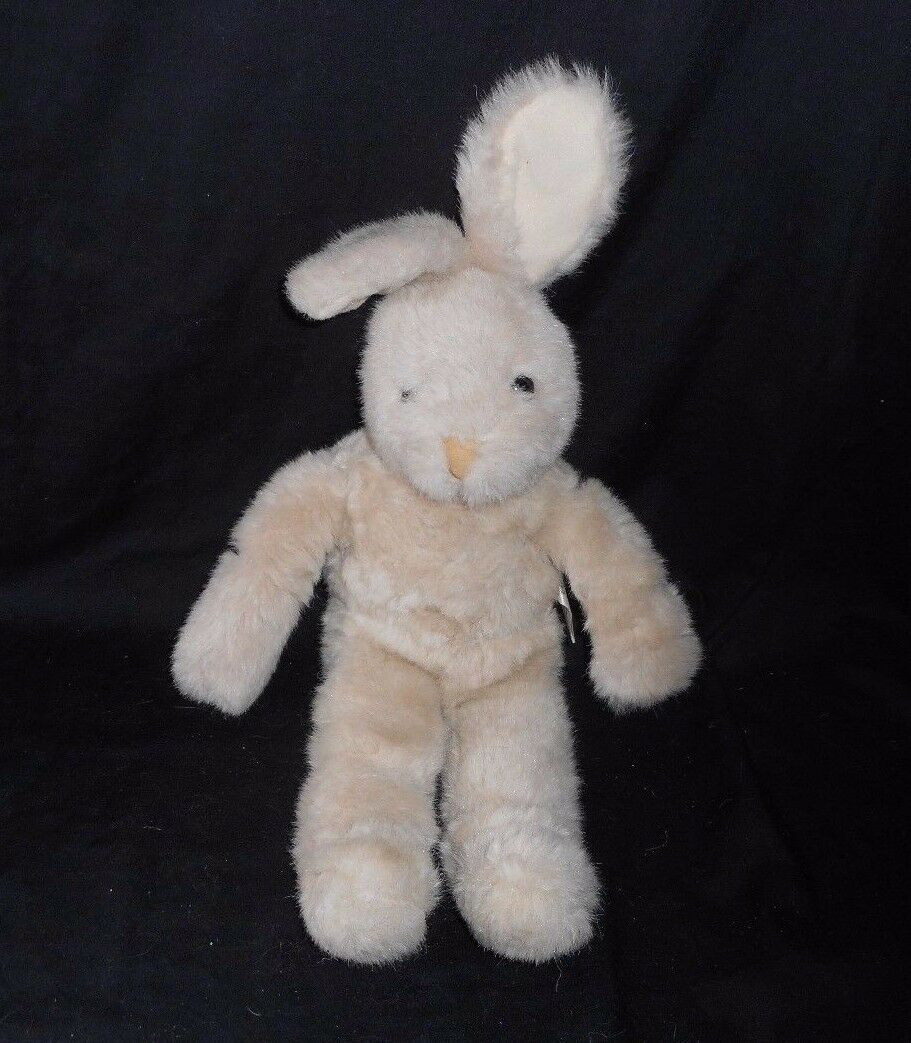 18  VINTAGE 1984 JENNY LA HARE HOERLEIN BUNNY RABBIT STUFFED ANIMAL PLUSH TOY