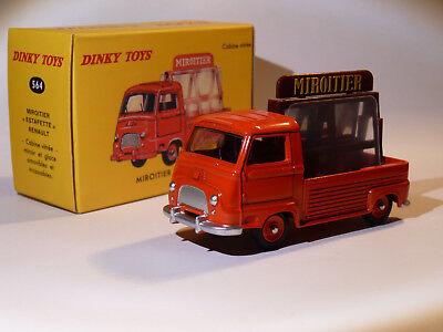 Renault Estafette Miroitier Ref 564 1:43 Dinky Toys Atlas