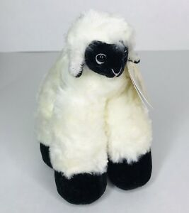 Bestever Funny Feet Black Sheep 04377 Plush Stuffed Animal 7 Tall