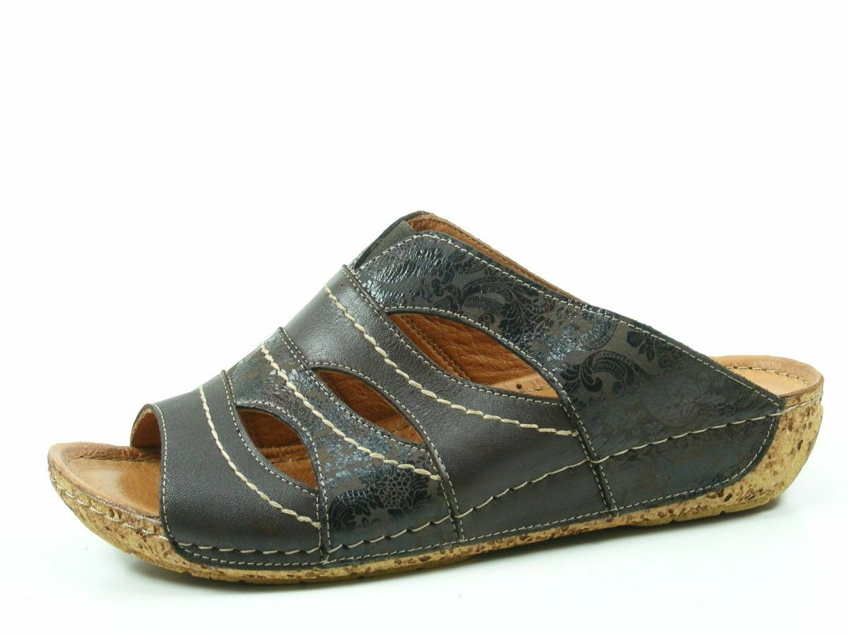 Gemini 032157-29-032 zapatos señora sandalias sandalias Clogs