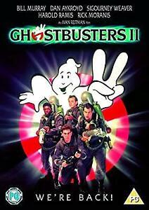 Ghostbusters-II-DVD-1989-Used-Good-DVD