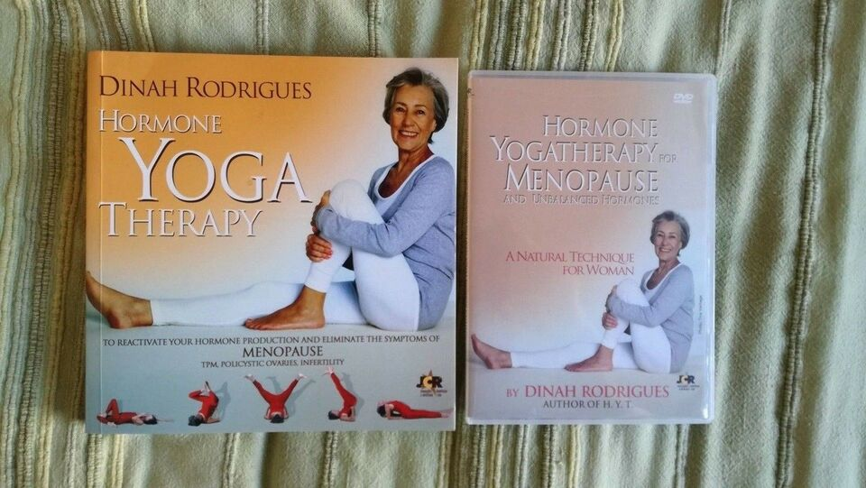 Hormone Yoga Therapy for women, Dinah Rodrigues, emne: