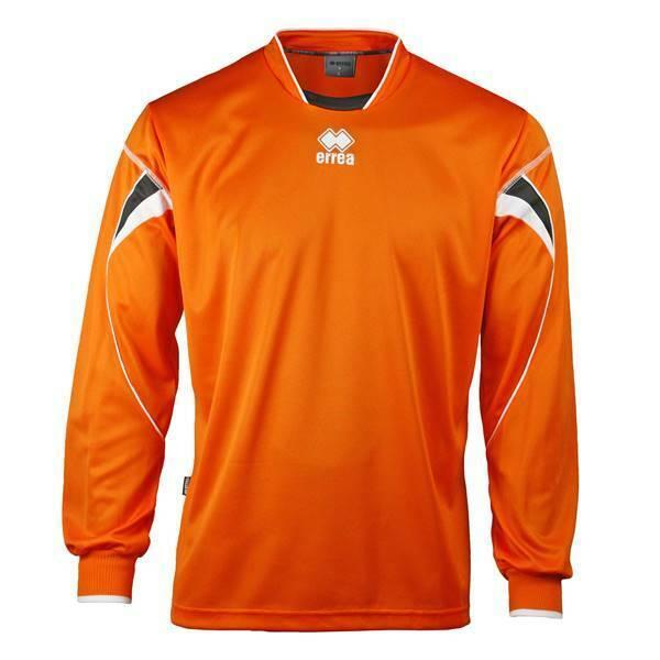 ERREA Orion Football Camicie Manica Lunga