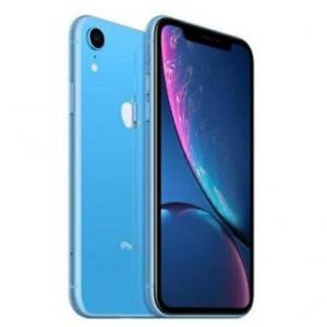 """Smartphone Apple Iphone XR 3GB Ram 64GB 6.1"""" Blue Italia Slim Box Mh6t3ql/a"""