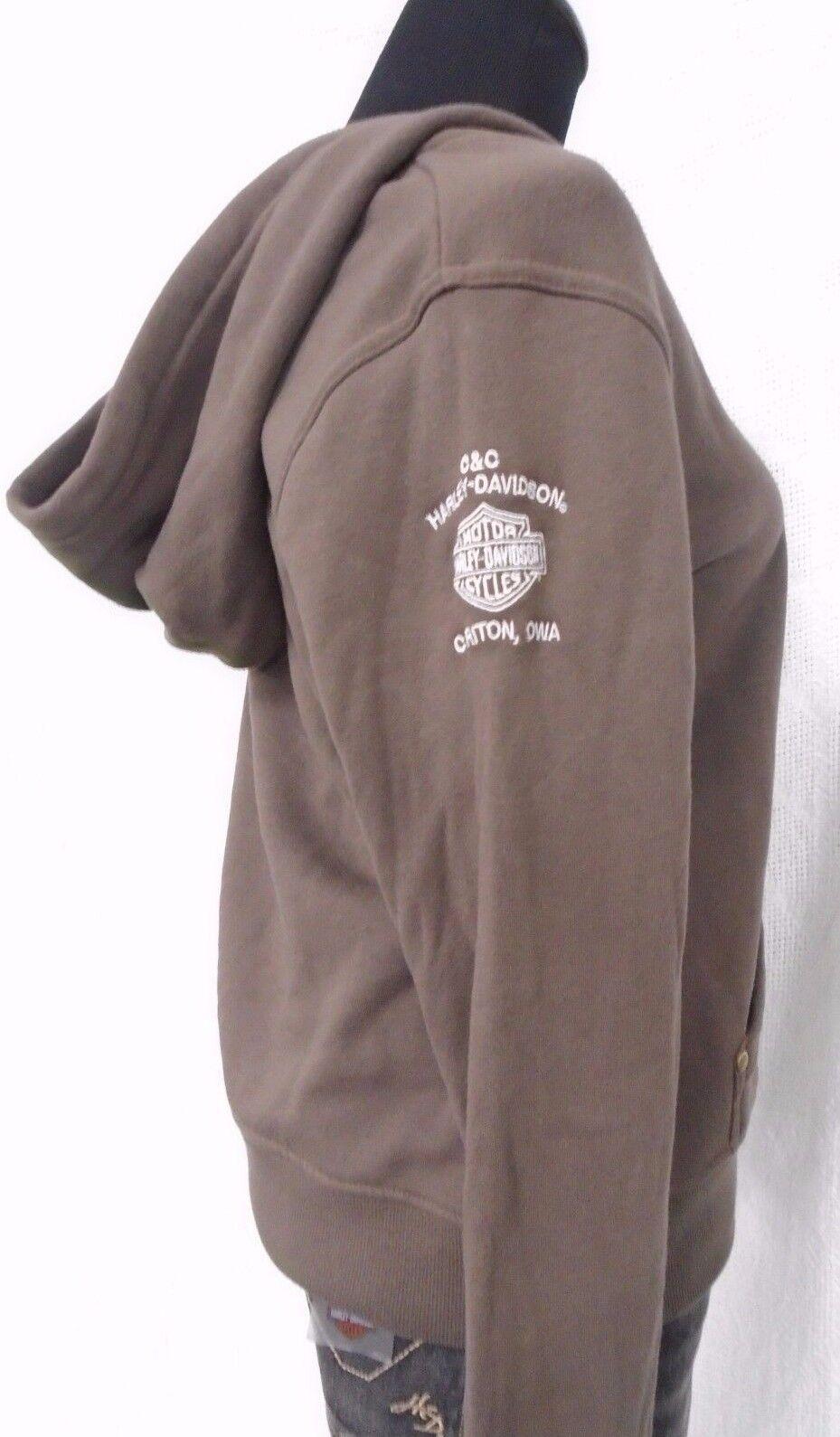 Harley Davidson Women's 110th 110th 110th Anniversary Hooded Sweatshirt aa84e5