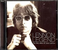 JOHN LENNON- Legend, The Very Best of CD (1997 Greatest Hits) Imagine, Beatles