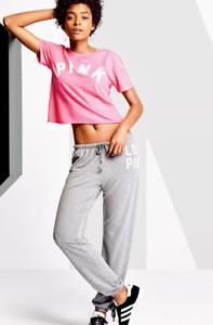 T Large shirt di Victoria's ristretta Secret Sweatpant classico e rosa Jeat rrqTRZ