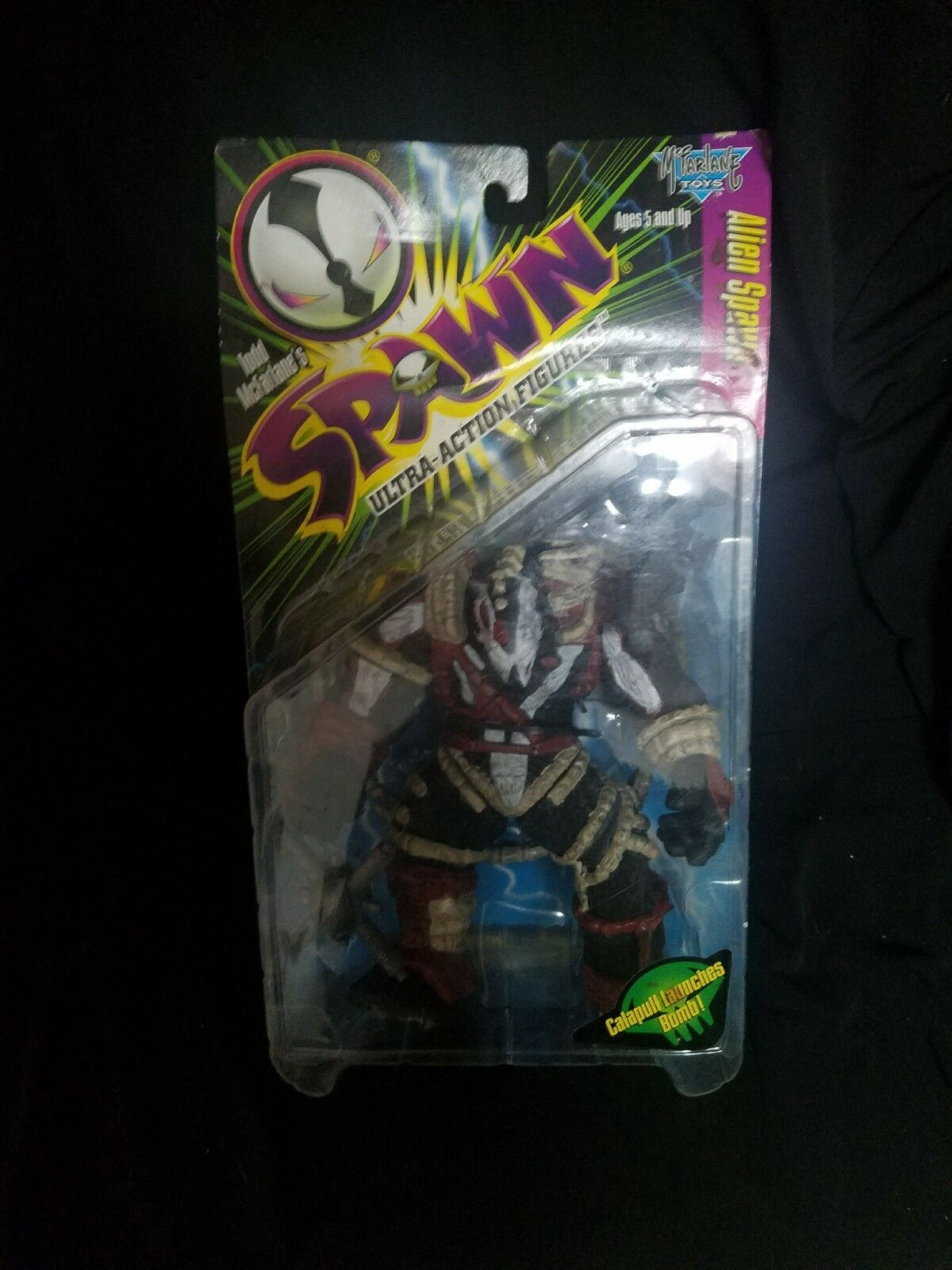 Mcfarlane Alien Spawn Series 6 New