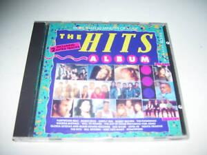 The Hits Album volume 10 RARE cd Holland 1989