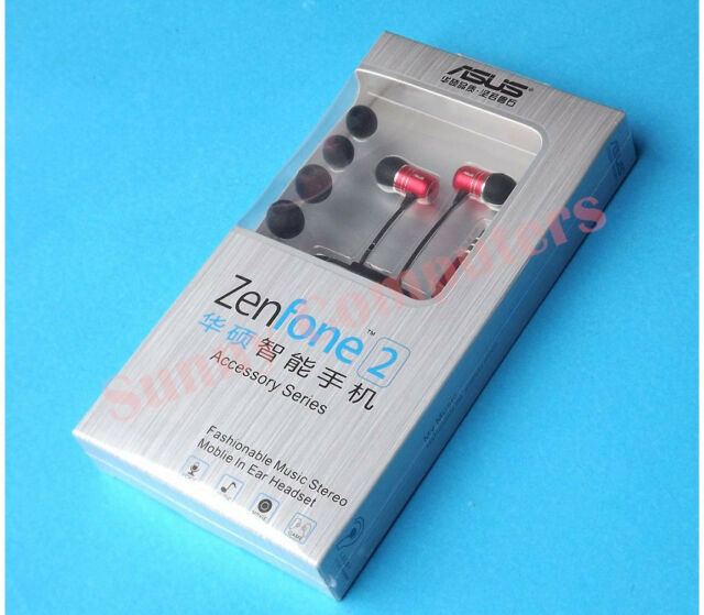 Original ASUS Earphone Headset Stereo Premium Quality for Zenfone 6/5/4/2/S/C AU