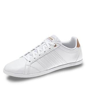 67137712a3 ... reduced das bild wird geladen adidas neo coneo qt damen sneaker  halbschuhe schnuerschuhe 805e8 3097c
