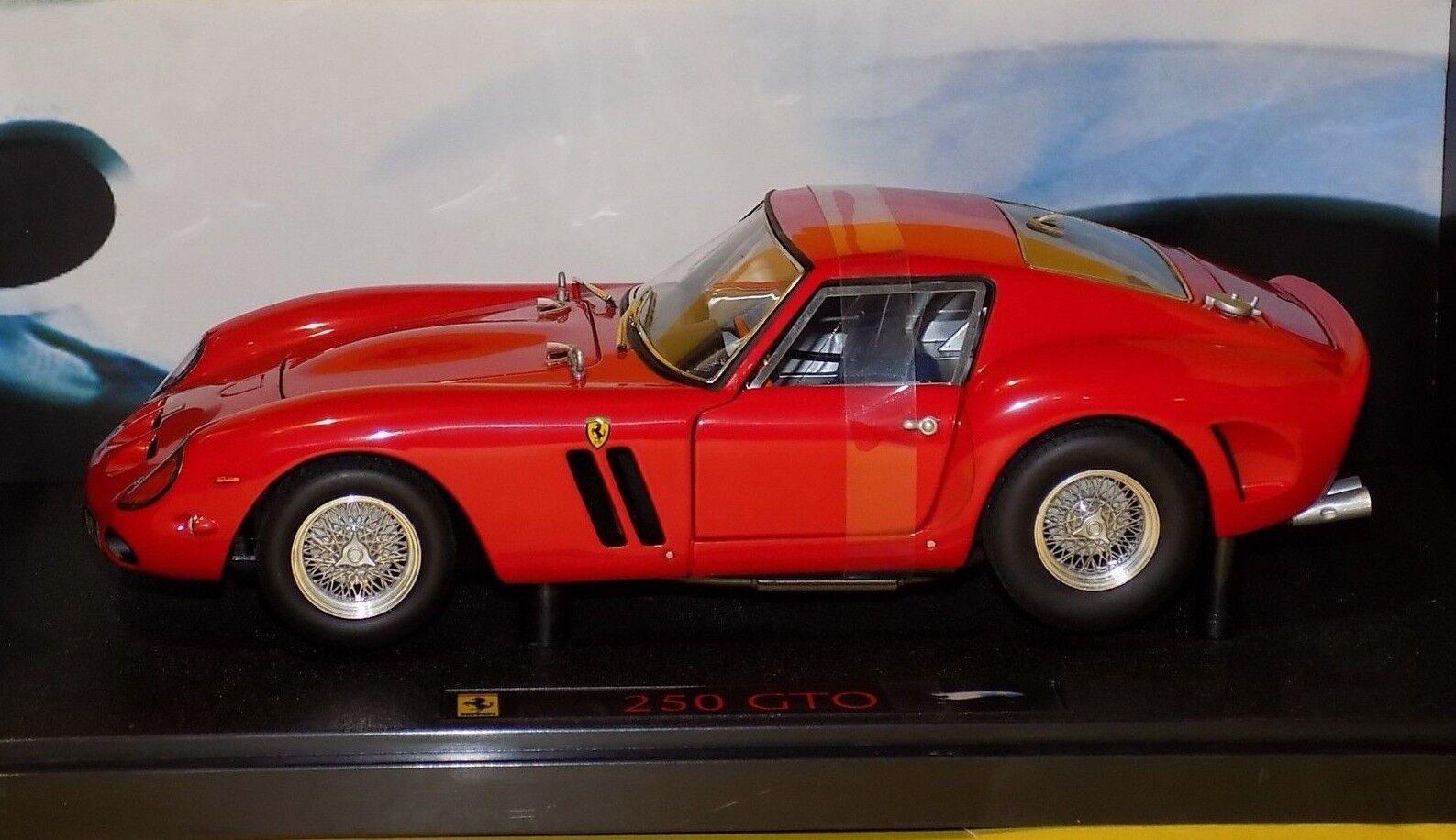 Ferrari 250 gto 1962 rote elite k8727 1,18