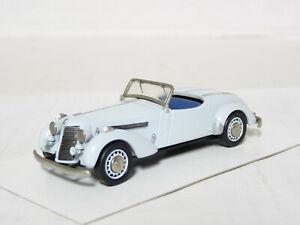 Promo-ECMA-1-1-43-1947-Imperia-TA-8-Type-Sport-Handmade-Resin-Model-Car