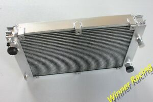 ALUMINUM RADIATOR Fit PORSCHE 944 2.5L NA 924S 2.5 M//T 1981-1991 1989 1990 56MM