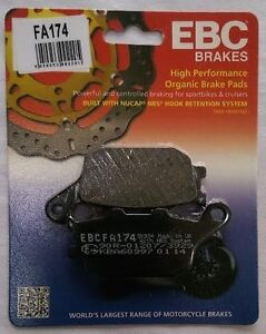 NA5 SINTERED HH FRONT /& REAR BRAKE PADS For 2005 *ABS* CBF600 HONDA CBF 600