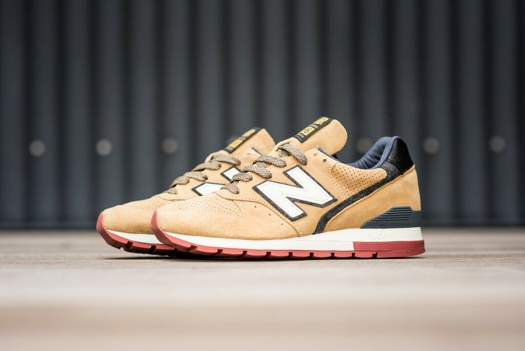 New New New Balance 996 PR Made in USA