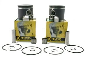 Polaris-Indy-XC-SP-600-2000-2005-Pro-X-Pistons-amp-Wrist-Pin-Bearings