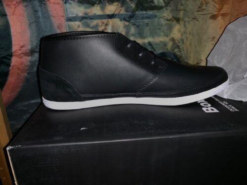 Schwarz Sneaker 14070 Boxfresh 43 Trh Us Leder Milford Leather Gr E Neu 10 Black TRUFCqBaq