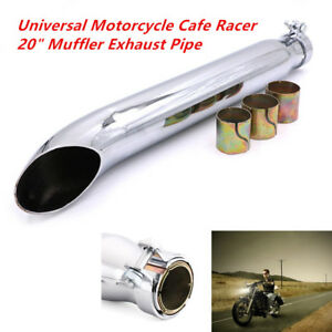 Details about 50cm Length Retro Style Motorcycle Cafe Racer 20