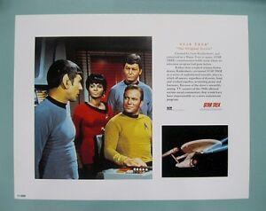 Star-Trek-Original-Series-11-034-x-14-034-Lithograph-Print-by-OSP