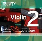 Violin CD Grade 2 2016-2019 by Trinity College London (CD-Audio, 2015)