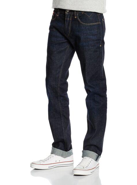 20ccacea481 Tommy Hilfiger Ryan Boston Comfort Men s Jeans Dark Blue Size W29 ...
