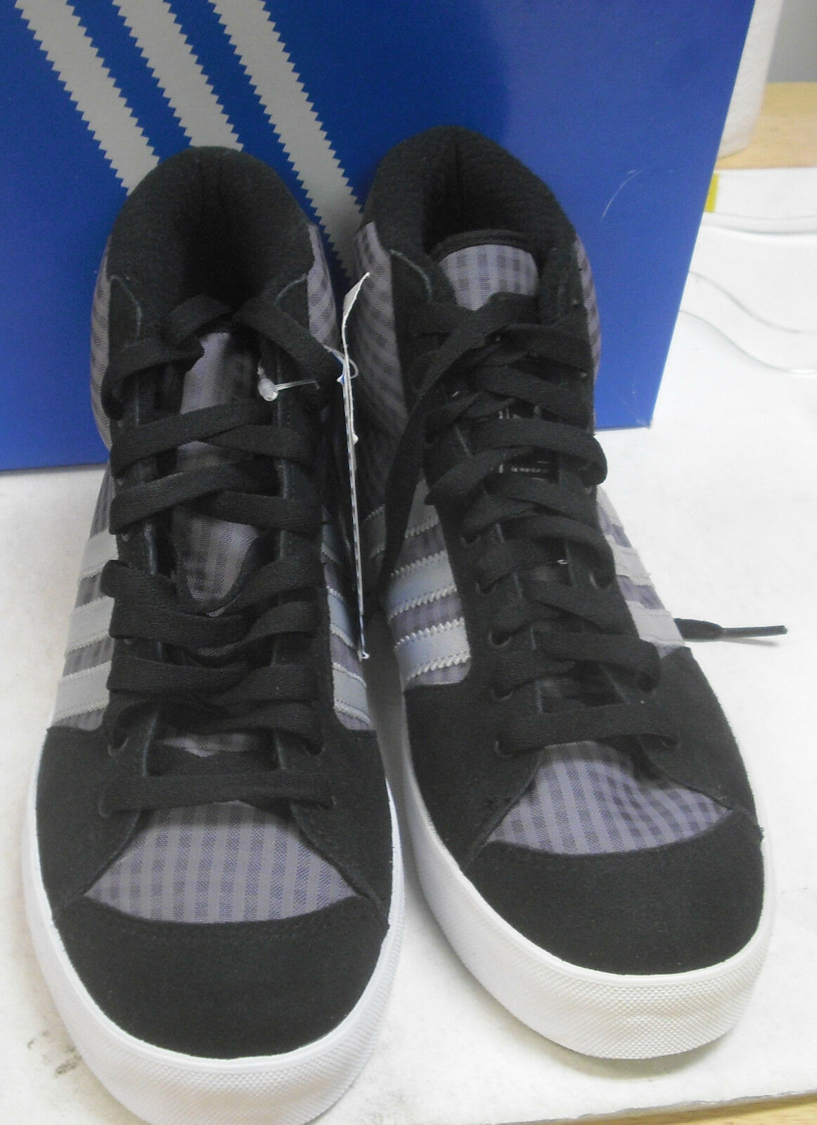 adidas originals - g00202 dakota blk / wht / eisen - originals mens größe 8 0be7f8