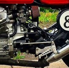 HONDA CX 500 BOLT ON REAR SETS CAFE RACER VINTAGE RACING