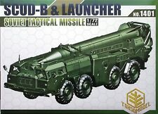 TOXSO 1/72 Scud-B & Launcher, Soviet Tactical Missile #1401