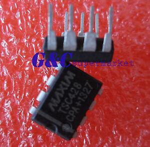 10pcs-TSC428CPA-TSC428-Dual-Power-MOSFET-Driver-IC-New-Good-quality-D50
