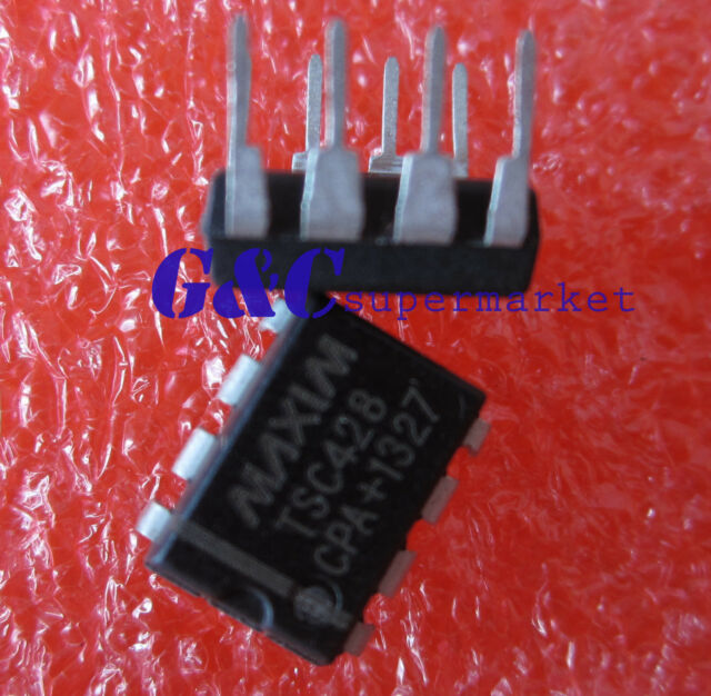 10pcs TSC428CPA TSC428 Dual Power MOSFET Driver IC New Good quality D50