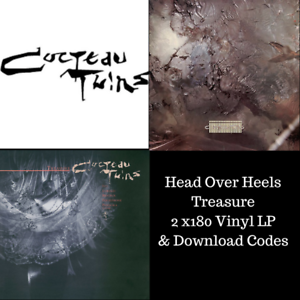 Cocteau Twins Head Over Heels Treasure 2 X 180g