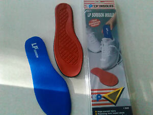 LP-311-SORBSON-Full-Length-Insoles-Shoe-Size-UK-1-to-3-5-shock-absorbtion