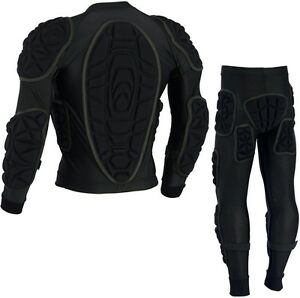 BODY-ARMOUR-CE-MOTORBIKE-MOTORCYCLE-MOTOCROSS-SKIING-SPINE-GUARD-PROTECTIVE-SUIT
