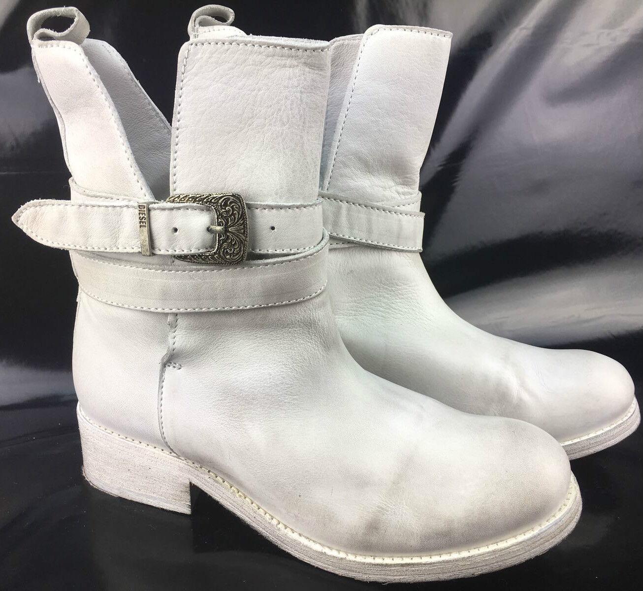 Diesel Roxy roll sashan White Woman botas botines Mujer Botas New nuevo