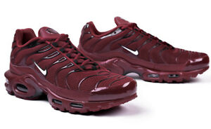 6194346d8201e0 Nike Air Max Plus TN OG TEAM RED 100%AUTHENTIC 852630-602 Men Shoe ...