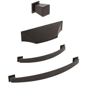 noir mat poign e poign e commode pour placard de cuisine placards skyler gamme ebay. Black Bedroom Furniture Sets. Home Design Ideas