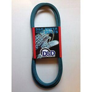 5//8 x 104 OC B//5L Rubber D/&D PowerDrive B101//5L1040 V Belt